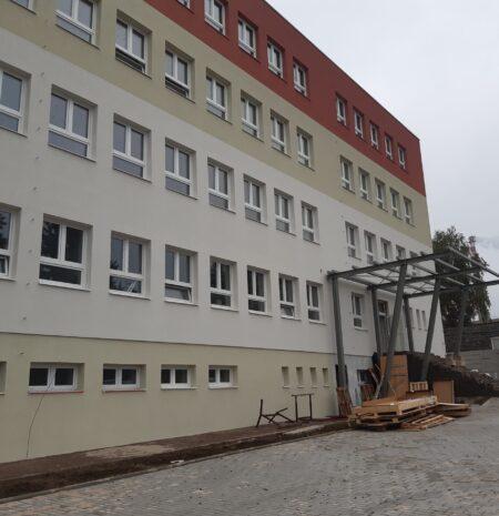 Výsledek rekonstrukce administrativní budovy